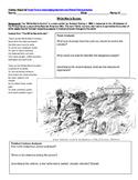 White Man's Burden Handout- Imperialism, Kipling, Politica