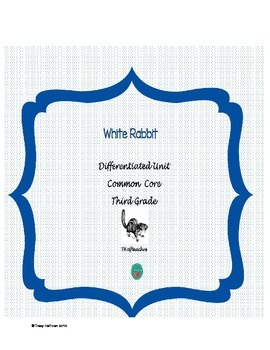 White Rabbit Packet - Common Core