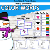 White Snowman, White Snowman
