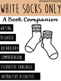 White Socks Only {Book Companion}