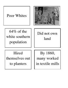 White Southern Society Sort