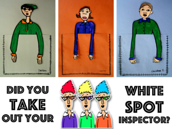 White Spot Inspector Powerpoint Lesson and Fugleflicks Movie