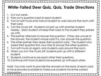 White-Tail Deer Game