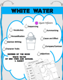 White Water by Eric Stein and Michael S. Bandy:  ELA Unit