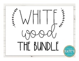 White Wood Bundle