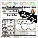 White Wood Days in School Count