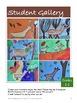 White-tailed Deer Art Lesson for Grades 1-3