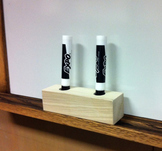 Whiteboard Marker Holders (5)