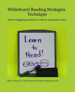 Whiteboard Reading Strategies Technique