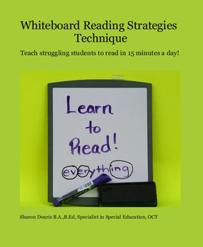 Whiteboard Reading Strategies Technique