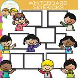 Sidekicks Whiteboard Clip Art