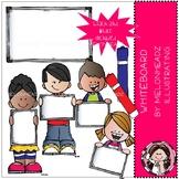 Whiteboard clip art - Mini - Melonheadz Clipart