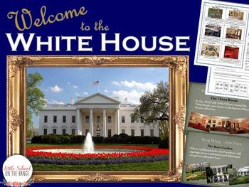 White House BUNDLE * President's Day