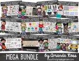 Whitewood & Watercolours Decor Bundle