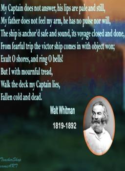 Whitman's O Captain My Captain
