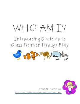 Who Am I? A Classification Game