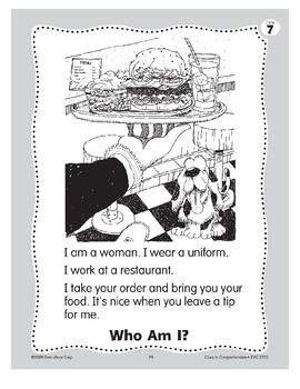 Who Am I? A Waitress