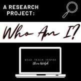 A Research Project: Who Am I?