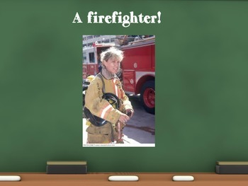 Who Am I - Career Awareness Powerpoint Game
