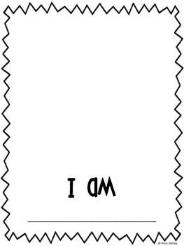 Who Am I Class Book
