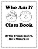 Who Am I? Class Book