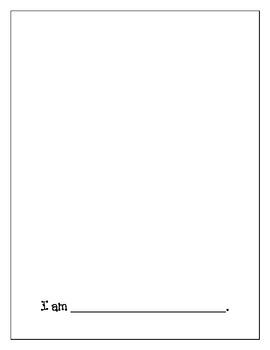 Who Am I? Classroom Book