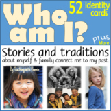 Who Am I? All About Me: Culture and Diversity New BC {Social Studies}