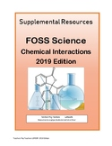 Who Am I? FOSS Chemical Interactions Word Search 2019 Edition Supplement
