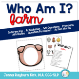 Who Am I? Farm Edition