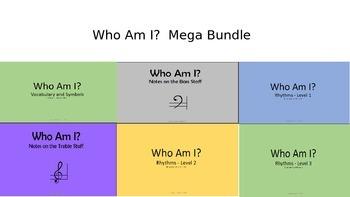 Who Am I - Megabundle