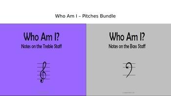 Who Am I - Pitches Bundle