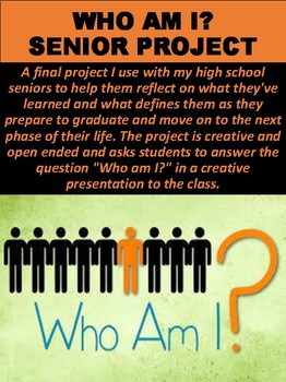 Who Am I Senior Project