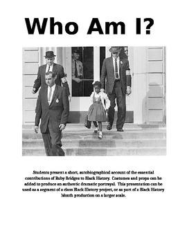 Ruby Bridges - Who Am I?
