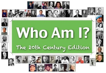 Who Am I: The 20th Century Edition (Classroom Trivia and R
