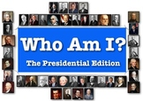 Who Am I: The American Presidents Edition (Classroom Trivi
