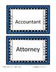 Investigating Careers: Who Am I? (similar to Headbandz)