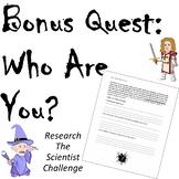 Who Are You? - Bonus Quest
