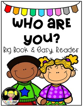 Who Are You? {Book Set}