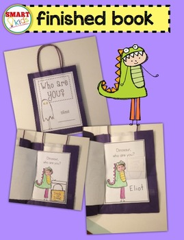 Who Are You? {Interactive High Frequency Words Book}