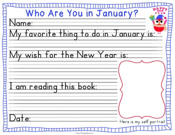 Who Are You? Owl Themed Handwriting Activity