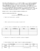 Who Are You? - history of names reading passage and question sheet