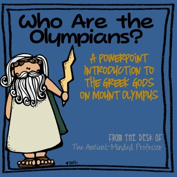 Who Are the Olympians?
