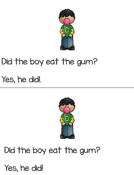 Who Ate the Candy - Reader
