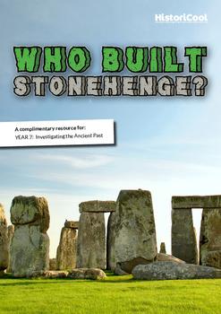 Who Built Stonehenge? Resource Bundle