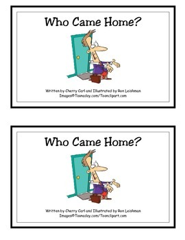 Who Came Home? Guided Reader (-ome family)