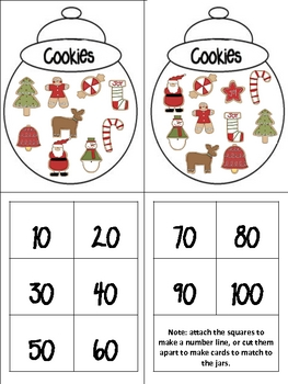 Who Can Count the Cookies in the Cookie Jar? A Skip Counting Station