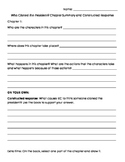 Who Cloned the President? Summary Pages & Constructed Response Scoring Rubric