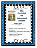 Who Conducted the Underground Railroad-- Chapter Quizzes