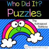 Who Did It: The Kidnapped Rainbow