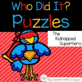 Who Did It: The Kidnapped Superhero